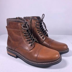 Franco Fortini Superior Brown Boots
